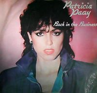 Cover Patricia Paay - Back In The Business