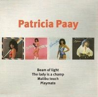 Cover Patricia Paay - Beam Of The Light - The Lady Is A Champ - Malibu Touch - Playmate