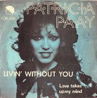 Cover Patricia Paay - Livin' Without You
