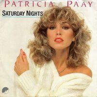 Cover Patricia Paay - Saturday Nights