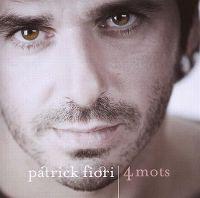 Cover Patrick Fiori - 4 mots