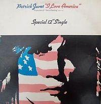 Cover Patrick Juvet - I Love America
