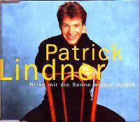 Cover Patrick Lindner - Bring mir die Sonne wieder zurück