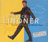 Cover Patrick Lindner - Ein bisschen Sonne, ein bisschen Regen