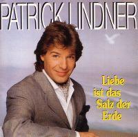 Cover Patrick Lindner - Liebe ist das Salz der Erde
