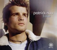 Cover Patrick Nuo - 5 Days