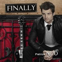 Cover Patrick Nuo - Finally