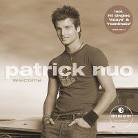 Cover Patrick Nuo - Welcome