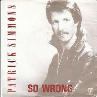 Cover Patrick Simmons - So Wrong