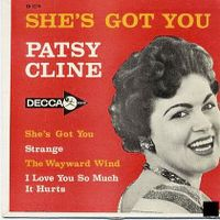 Cover Patsy Cline - She's Got You