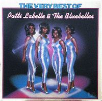 Cover Patti Labelle & The Bluebelles - The Very Best Of