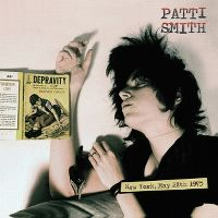 Cover Patti Smith - Depravity - New York, May 28th 1975