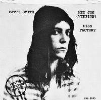 Cover Patti Smith - Hey Joe