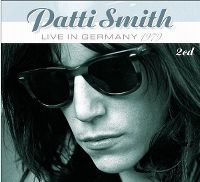 Cover Patti Smith - Live In Germany 1979