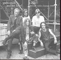 Cover Patti Smith - Trampin'... Live aux Vieilles Charrues 2004