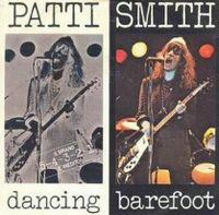 Cover Patti Smith Group - Dancing Barefoot