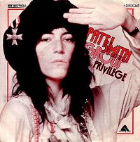 Cover Patti Smith Group - Privilege (Set Me Free)