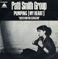 Cover Patti Smith Group - Pumping (My Heart)
