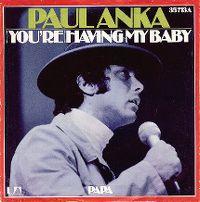 Cover Paul Anka - (You're) Having My Baby
