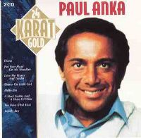 Cover Paul Anka - 24 Karat Gold