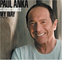 Cover Paul Anka - Classic Songs - My Way