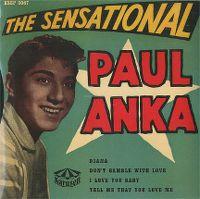 Cover Paul Anka - Diana