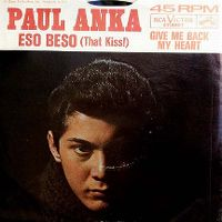 Cover Paul Anka - Eso beso (That Kiss!)
