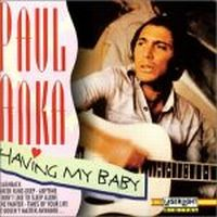 Cover Paul Anka - Having My Baby