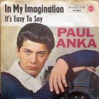 Cover Paul Anka - In My Imagination