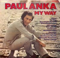 Cover Paul Anka - My Way
