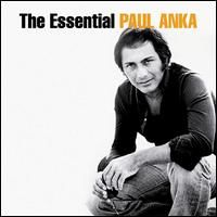 Cover Paul Anka - The Essential