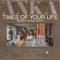 Cover Paul Anka - Times Of Your Life