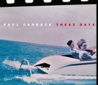 Cover Paul Carrack - These Days