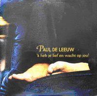 Cover Paul de Leeuw - 'k Heb je lief