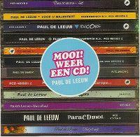 Cover Paul de Leeuw - Mooi! weer een CD!