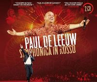 Cover Paul de Leeuw - Symphonica in Rosso