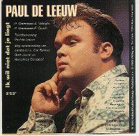 Cover Paul de Leeuw / Annie de Rooy - Ik wil niet dat je liegt / Waarheen waarvoor