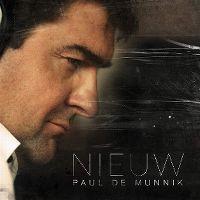 Cover Paul de Munnik - Nieuw