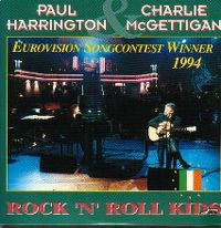 Cover Paul Harrington & Charlie McGettigan - Rock 'n' Roll Kids