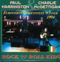 Cover Paul Harrington & Charlie McGettigan - Rock 'n' Roll Kids
