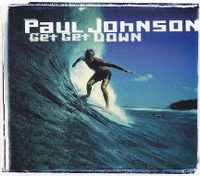 Cover Paul Johnson - Get Get Down