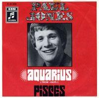 Cover Paul Jones - Aquarius