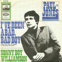 Cover Paul Jones - I've Been A Bad Bad Boy