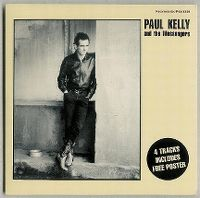 Cover Paul Kelly & The Messengers - Most Wanted Man In The World