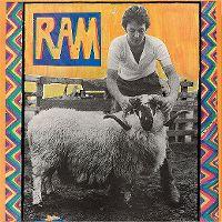 Cover Paul & Linda McCartney - RAM