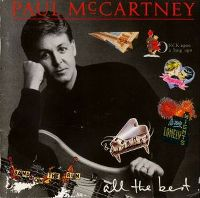 Cover Paul McCartney - All The Best!