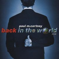 Cover Paul McCartney - Back In The World Live