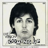 Cover Paul McCartney - Coming Up