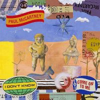 Cover Paul McCartney - I Don't Know