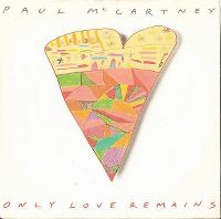 Cover Paul McCartney - Only Love Remains
